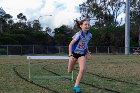 Hurdles brought with Sports and Recreation Grant